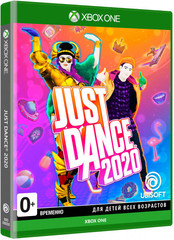 Xbox One Just Dance 2020 (русская версия)