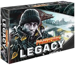 Pandemic: Legacy - Season 2 (Black Version)