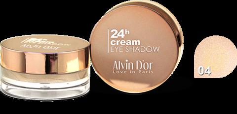 Alvin D`or AES-15 Тени для век 24h Cream EyeShadow (тон 04)
