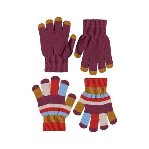 Перчатки Molo Kei Maroon