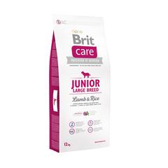 Brit NEW Care Junior Large Breed  для щенков крупных пород, ягненок с рисом