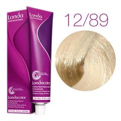 LondaColor 12/89 (Специальный блонд жечужный сандрэ) - Стойкая крем-краска