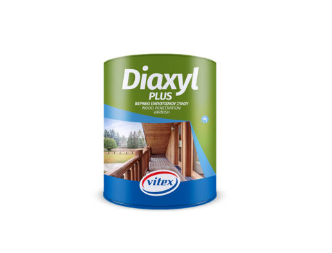 Лак водно-полиуретановый по дереву Diaxyl Plus