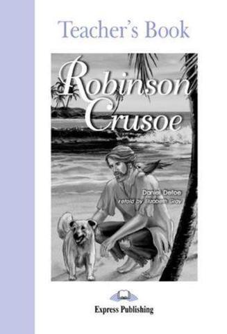 robinson crusoe teacher's book - книга для учителя