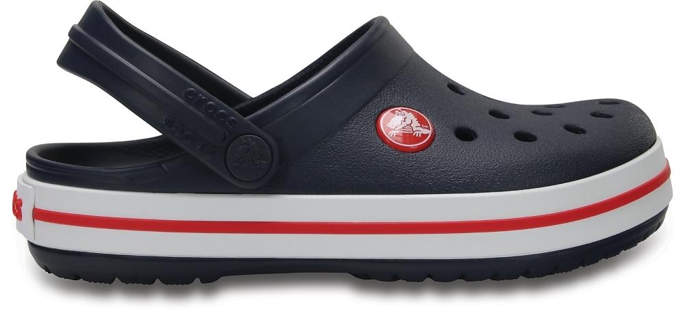 Детские сабо Crocs Crocband Clog K Navy