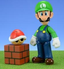 Супер Марио фигурки Луиджи и Купа