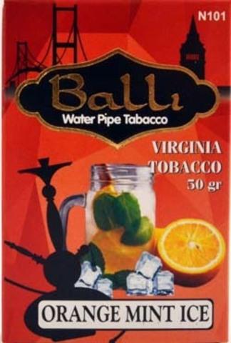 Табак Balli ORANGE MINT ICE(Балли Лед Апельсин Мята)