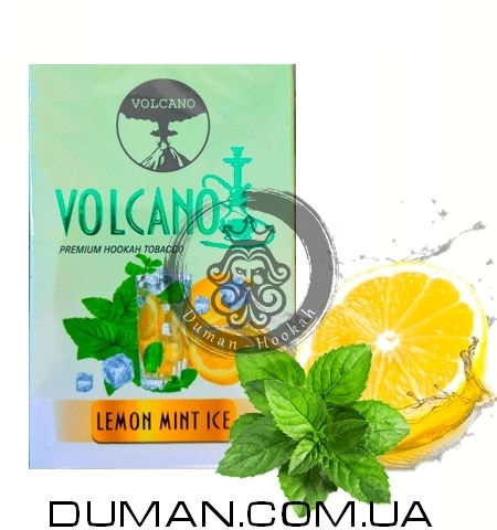 Табак Volcano Ice Lemon Mint (Вулкан Лед Лимон Мята)