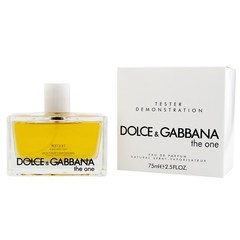 Тестер D&G The One pour femme 75 ml (ж)