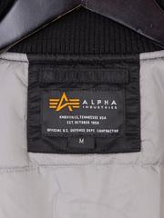 Бомбер Alpha Industries MA-1 60th Anniversary Black (Черный)