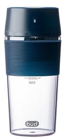 Портативный блендер Xiaomi Bud Portable Juice Cup Blue