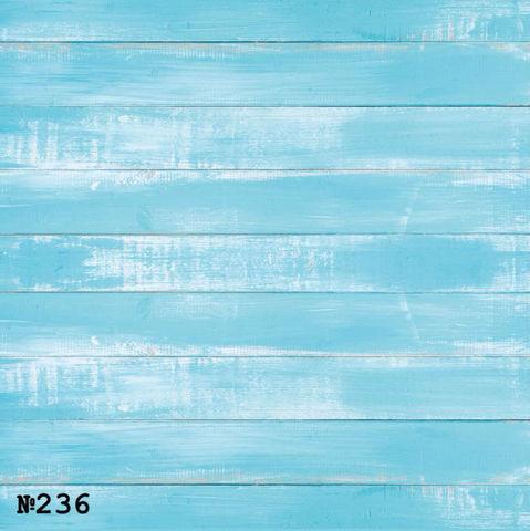Фотофон виниловый «Голубые доски» №236