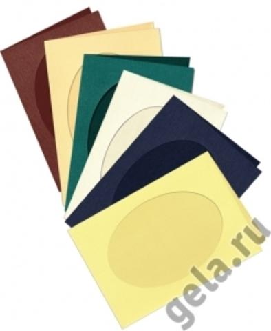Декоративное паспарту для открыток