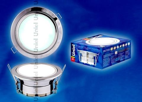 Uniel Светильник ESL GX53/H-2R хром