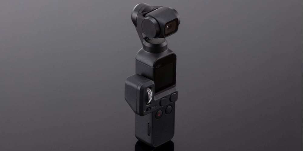 Регулятор управления DJI Osmo Pocket Controller Wheel (Part 6) на камере