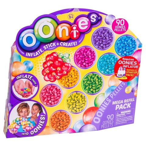Конструктор из надувных шариков - Onoies 90 деталей