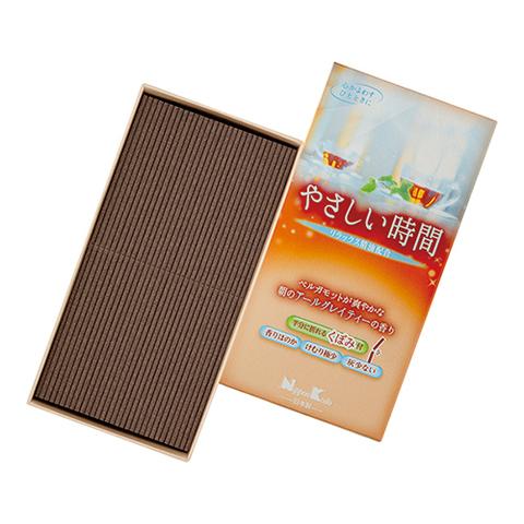 Японские благовония Gentle time Earl Grey Tea