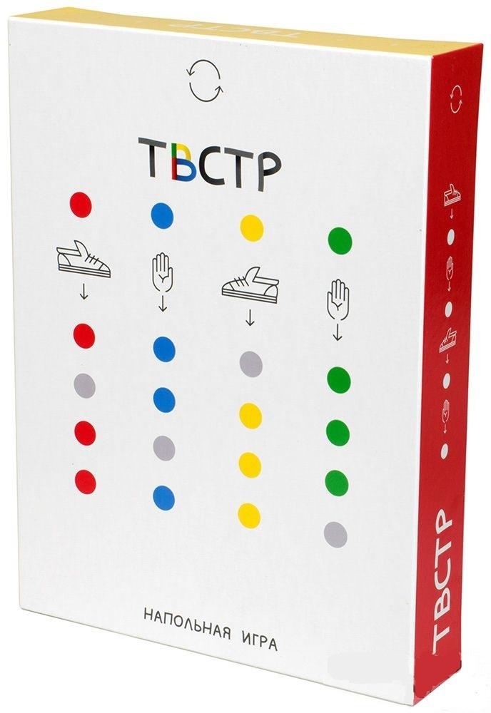 Напольная игра ТВСТР (Twister)