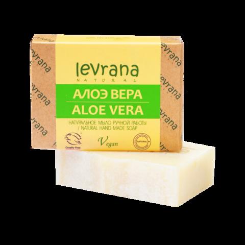 Levrana Натуральное мыло ручной работы Алоэ, 100гр