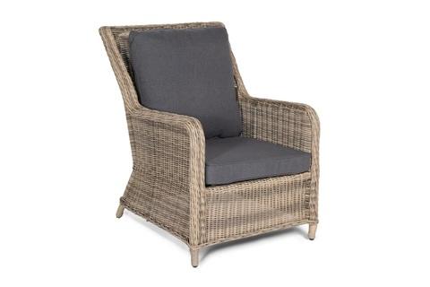 Кресло «Гляссе» из искусственного ротанга