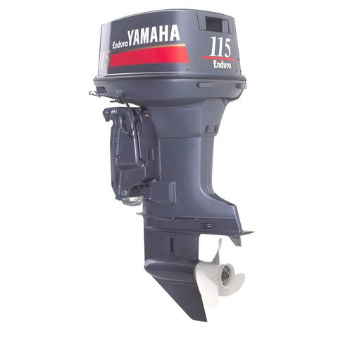 Лодочный мотор Yamaha E115 AETL Enduro