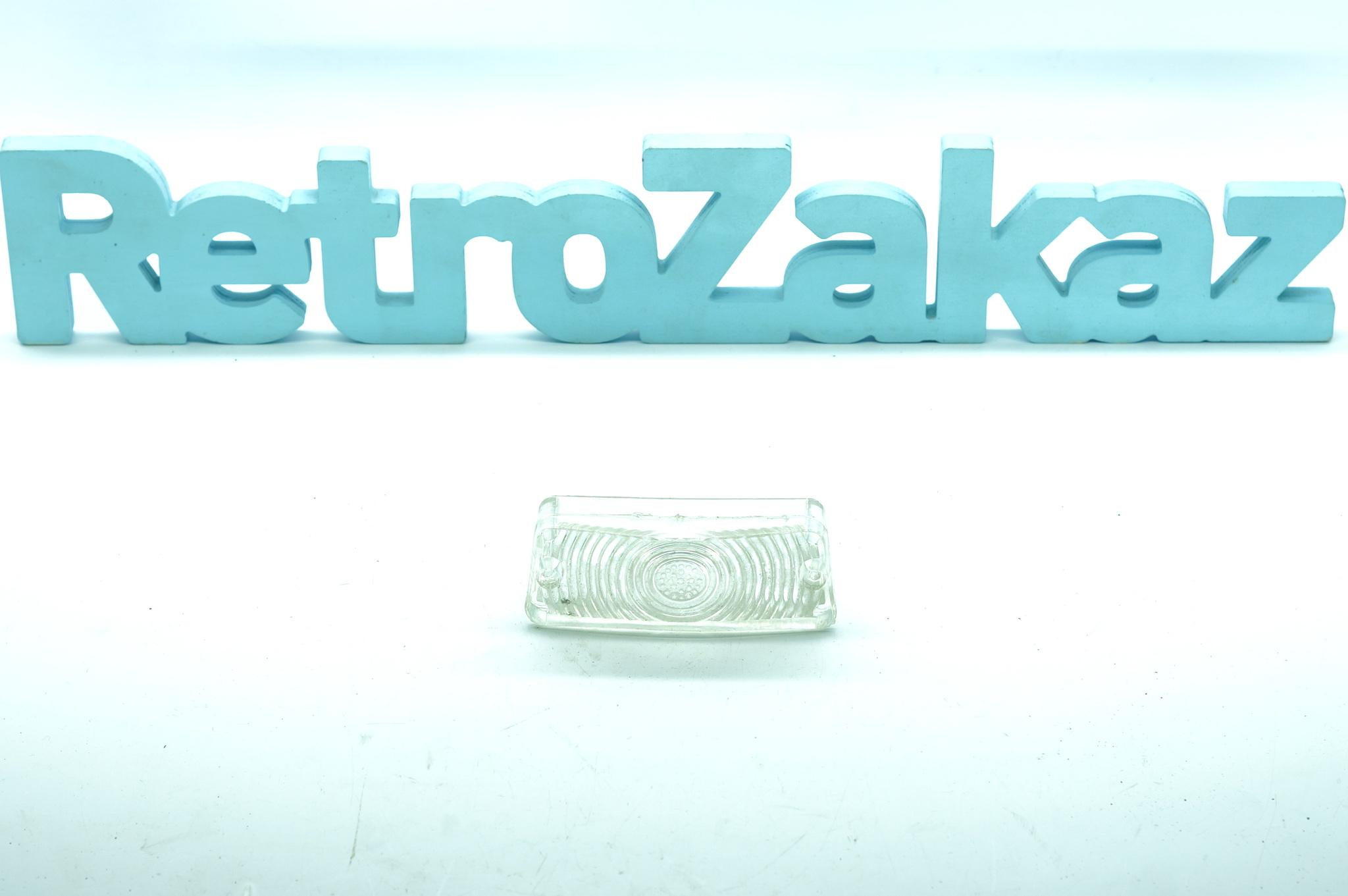 Стекло переднего подфарника Газ 24