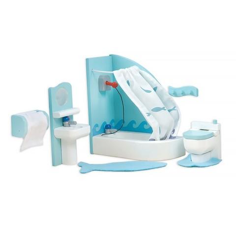 Кукольная мебель Сахарная слива Ванная, Le Toy Van
