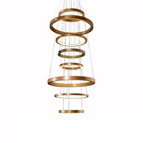 Подвесной светильник копия Light Ring XXL by HENGE