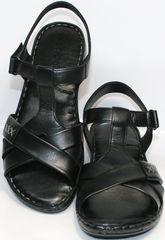 Модные босоножки Evromoda 15 Black.