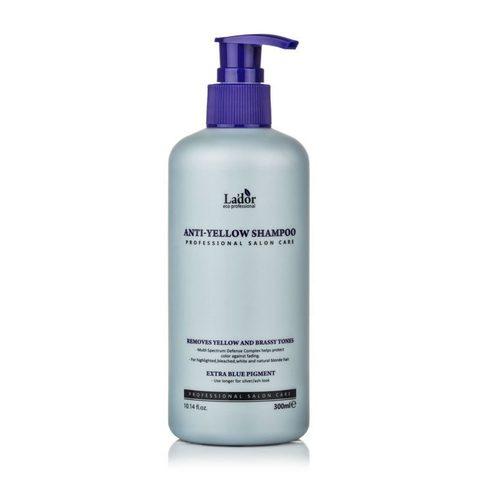 Шампунь оттеночный против желтизны волос LA'DOR Anti Yellow Shampoo 300мл