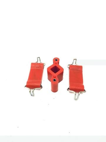 Крепления глушителя ПУ ВАЗ 2101-07
