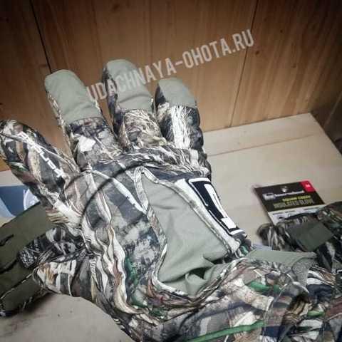 Перчатки Squaw Creek Insulated  Glove Banded