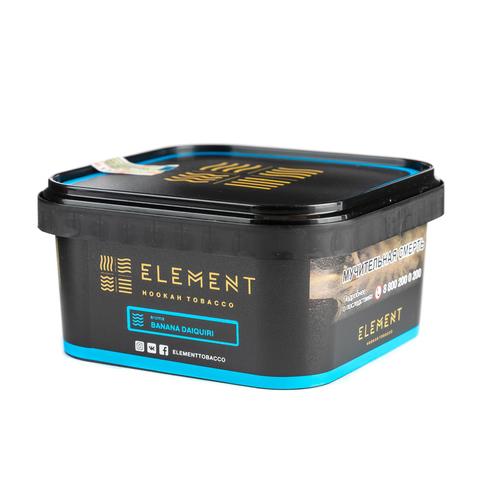 Табак Element (Вода) - Banan Daiquri (Банановый Дайкрири) 200 г