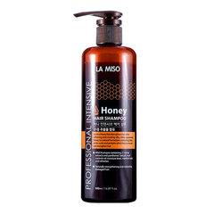 La Miso Professional Intensive Honey Hair Shampoo - Шампунь для волос с экстрактом меда