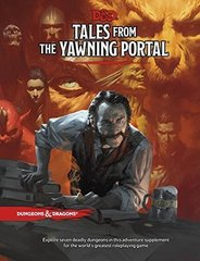 D&D Next: Tales from the Yawning Portal book