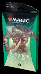 Тематический зелёный бустер выпуска «Zendikar Rising» (английский)