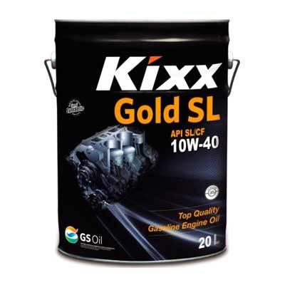 L5316P20E1  Kixx G SL 10W-40 полусинтетическое моторное масло (20  литров) официальный сайт партнера ht-oil.ru