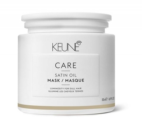 Keune Маска Шелковый уход Satin Oil Intensive treatment Care Line 500