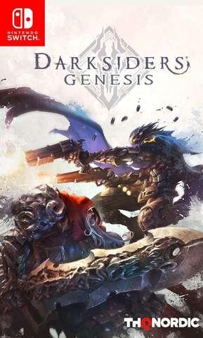 NS: Darksiders Genesis Стандартное издание (русская версия)