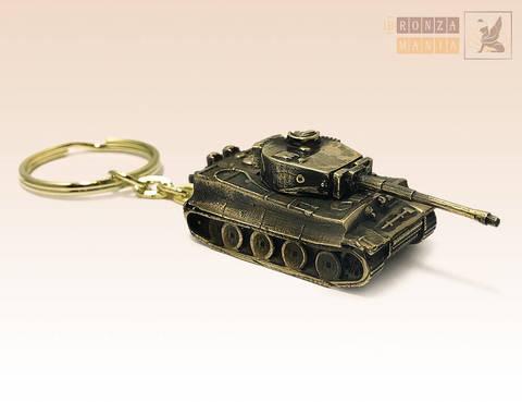 брелок Танк Тигр - Tiger I