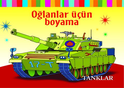 Boyama Tanklar