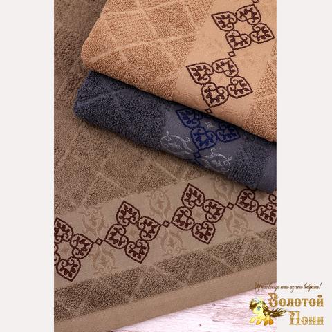 Полотенце махровое (50х90) 191220-PL839