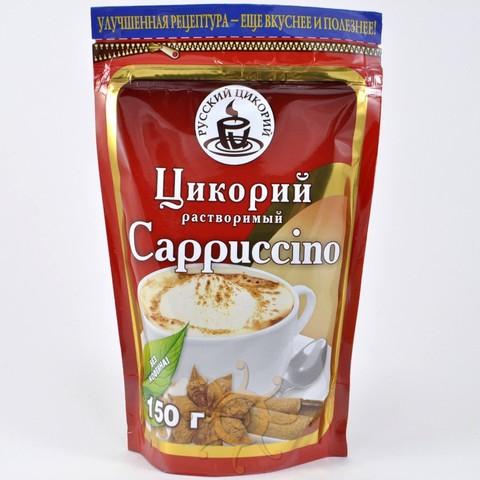 """Цикорий растворимый """"Капучино"""" Русский Цикорий, 150г"""