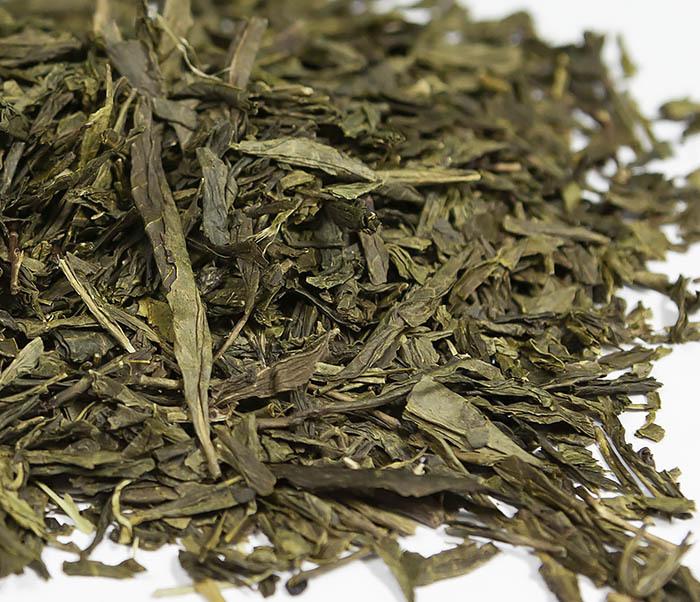 TEA-CH123 Китайский зеленый чай Сенча, японская технология (50 гр)