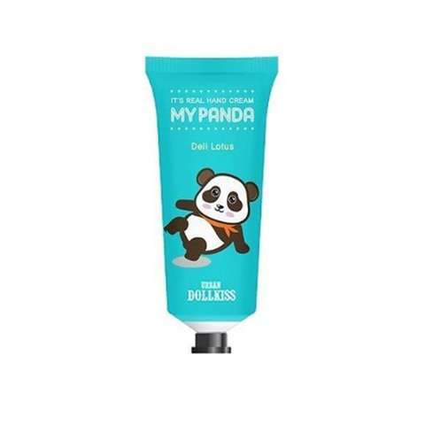 Крем для рук Urban Dollkiss It's Real My Panda Hand Cream #04 DELI LOTUS 30гр