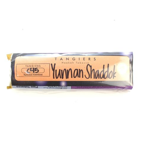 Табак для кальяна Tangiers Noir (оранж) C45 Yunnan Shaddok 250 гр.
