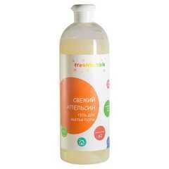 Levrana, Гель для мытья полов Свежий Апельсин freshbubble, 500мл