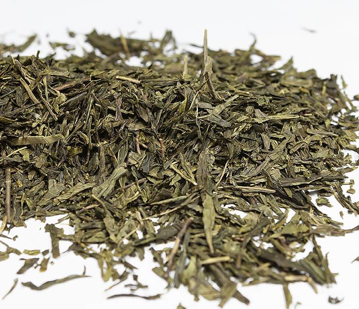TEA-CH123 Китайский зеленый чай Сенча, японская технология (50 гр) фото 02