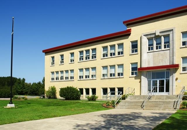 Пример ПМООС. Общеобразовательная школа на 550 мест