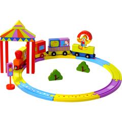 ToysLab Конструктор «Цирковой поезд» (71009)